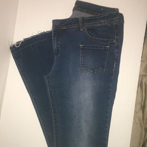 Sugar magnolia jeans